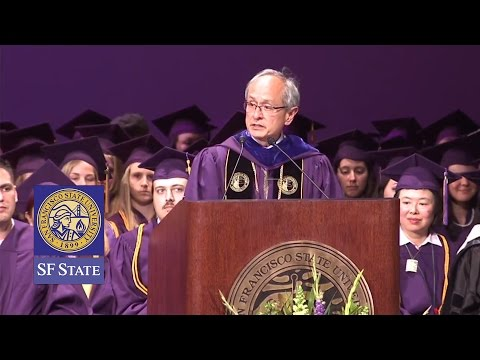 San Francisco State Honors Convocation