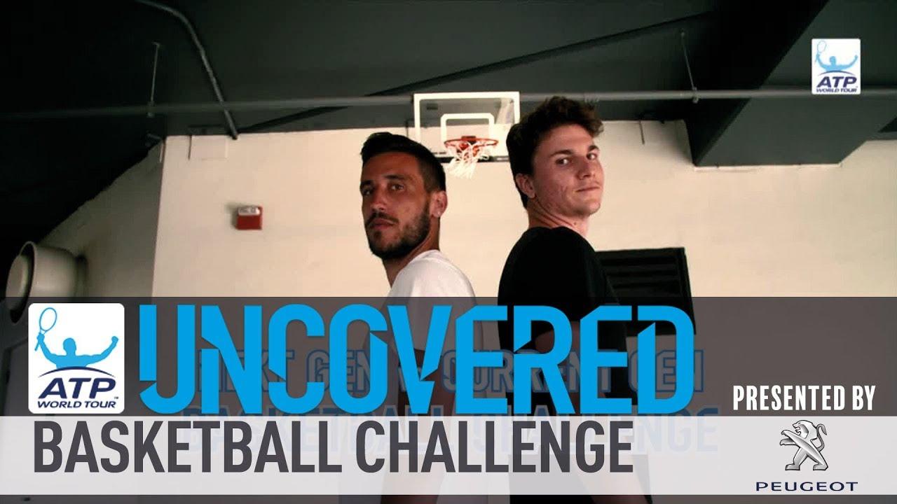 Uncovered Basketball Challenge: #NextGenATP Vs Current Gen