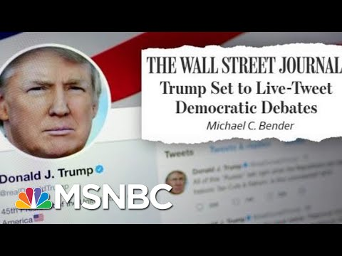 Thank You For Your Upcoming Viewership, Mr. President | Deadline | MSNBC