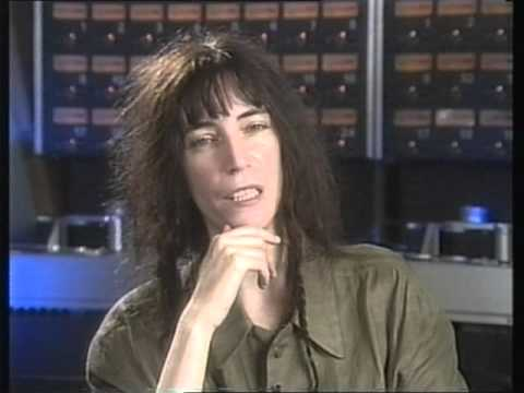 Patti Smith Interview Wired 31/07/88