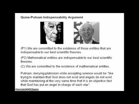 Philosophy of Mathematics: Platonism