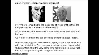 Philosophy of Mathematics: Platonism