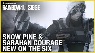 Rainbow Six Siege: Saharan Courage & Snow Pine Bundles | New on the Six | Ubisoft [NA]