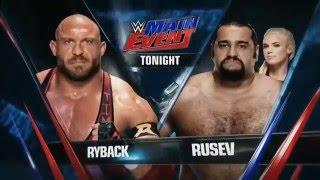 WWE Main Event 29th January 2016 Highlights - WWE 1/29/2016 Highlights