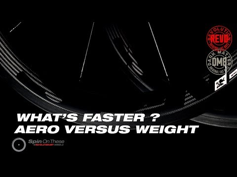 Which Is The Fastest Bike Wheel?  The Aero Versus Weight Question