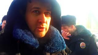 АНГАРСК полицаи беспределят. рейдерский захват дачи часть 2