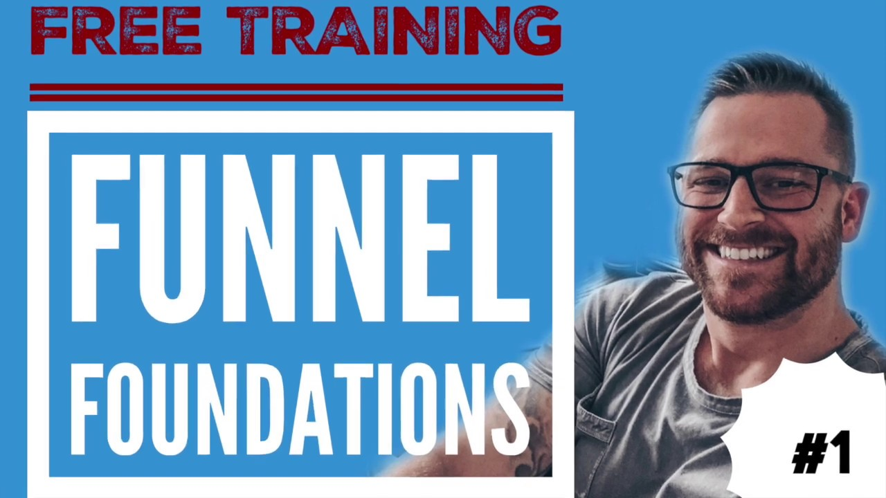 [NEW] FREE Clickfunnels Funnel Foundations Training. (2019)