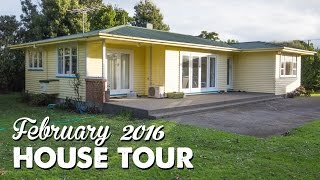 New Zealand House Tour | A Thousand Words