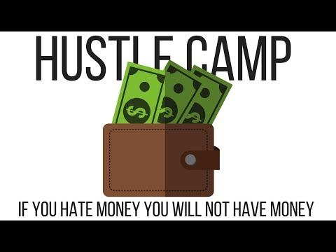 How to Make a Lot of Money - Stop hating Money