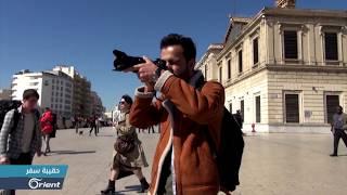 شاب سوري يلخّص قصة لجوئه في فيلم قصير - حقيبة سفر
