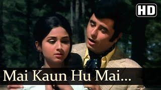 Chingari - Main Kaun Hoon Main Kya Hoon - Mahendra Kapoor - Asha Bhonsle
