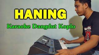 Download lagu HANING (Lagu Dayak) Karaoke Koplo Tanpa Vokal - CASIO MZX500 MP3