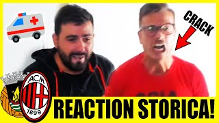 😱😱😱 REACTION STORICA DA INFARTO 😱😱😱 RIO AVE - MILAN 2-2 (8-9 d.c.r.)
