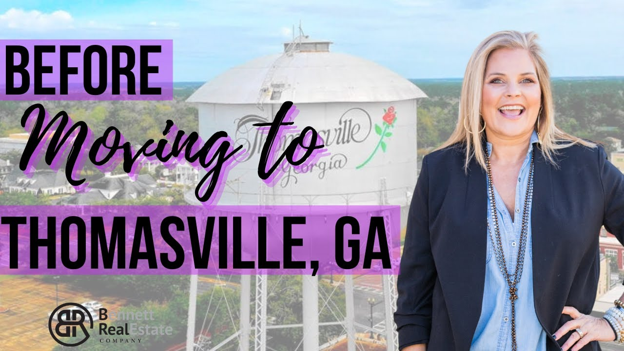 Moving to Thomasville, Georgia?? 10 Things You Must Know!
