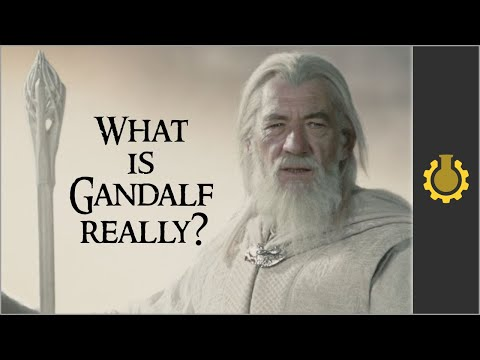 The Lord Of The Rings Mythology Explained (Part 1)