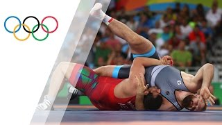 Rio Replay: Greco-Roman 130kg Bronze Medal Match A