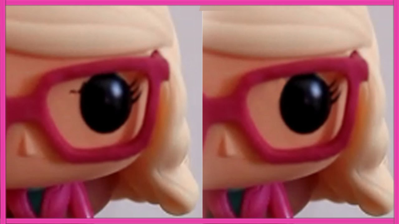 How To Remove Paint Defects On Pop Vinyl Figures Youtube