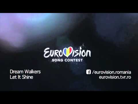 Dream Walkers - Let it shine | Eurovision România 2016