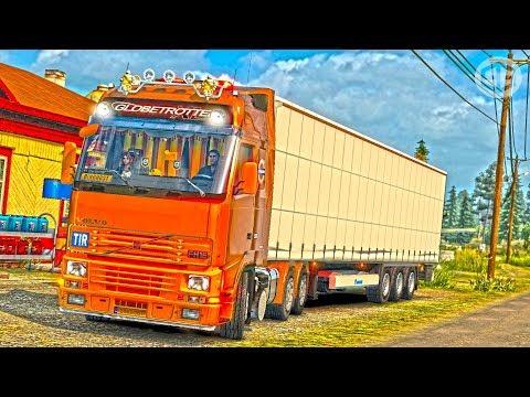 VOLVO FH MK1 ETS2 (Euro Truck Simulator 2)