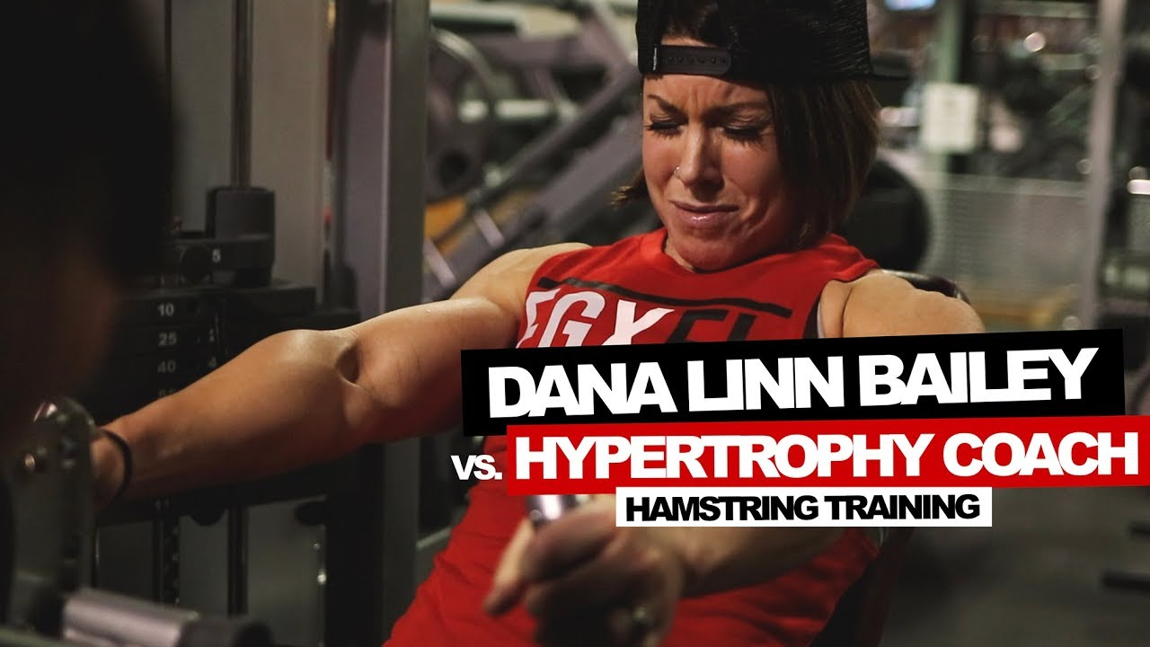DLB vs  Hypertrophy Coach | HAMSTRINGS