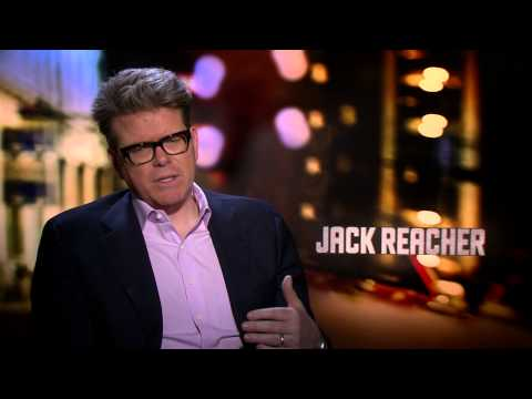 Jack Reacher (2012) Exclusive: Christopher McQuarrie (HD) Tom Cruise, Rosamund Pike