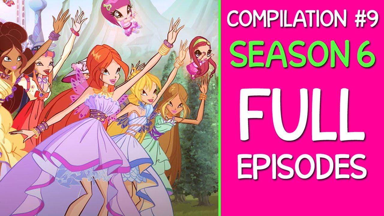 Download Winx Club - Season 6 Full Episodes [25-26]
