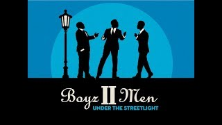 Boyz II Men | Under the Streetlight | Full Album | 2017