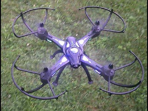 test drone f550