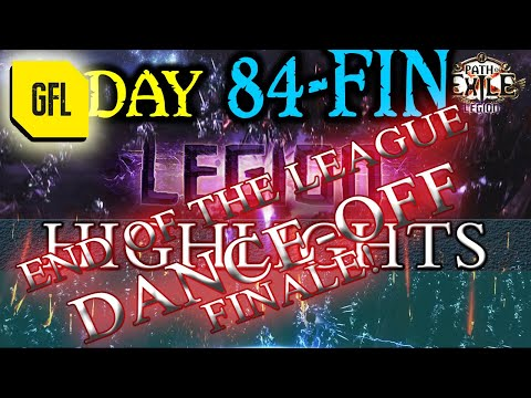 Path of Exile 3.7: LEGION DAY #84-FINALE Highlights DANCE-OFF, MIRROR OF KALANDRA