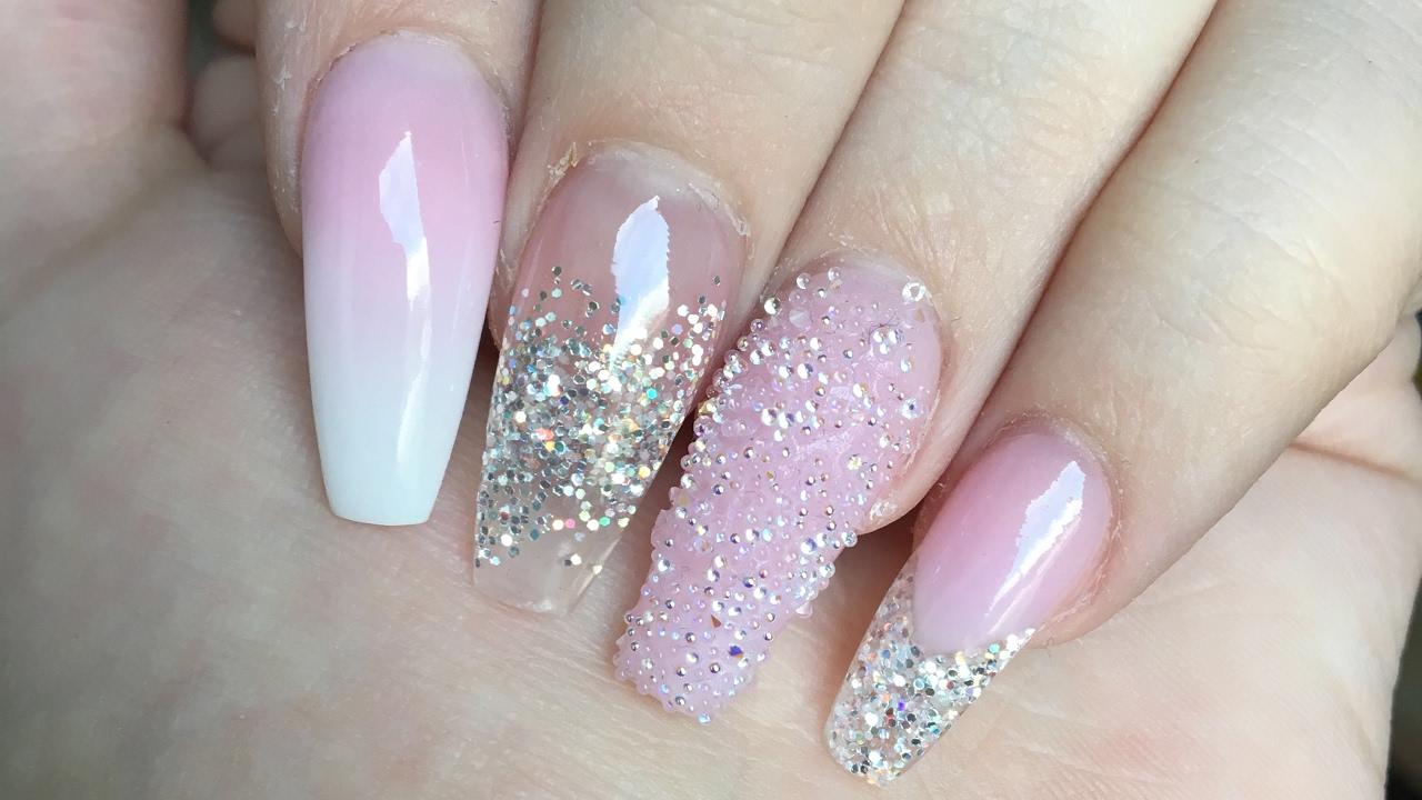 acrylic nails tips sculpts