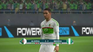Algeria vs Nigeria | Penalty Shootout | FIFA World Cup 2018 Qualifiers | Gameplay