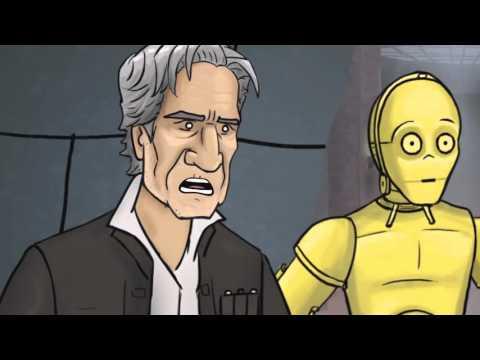 Star Wars The Force Awakens : ควรจบยังไง (พากย์ไทย)
