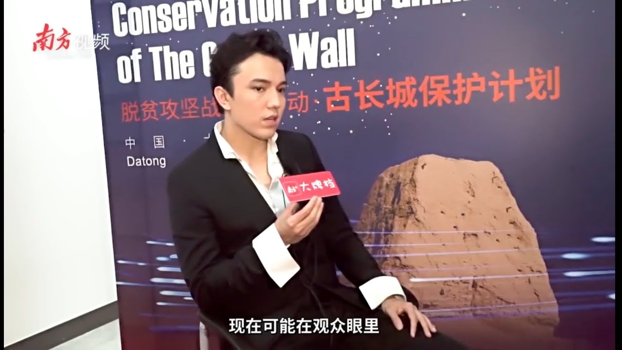 迪玛希Dimash,[20190721], An interview video【English subtitles】