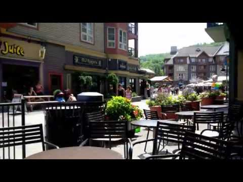 Blue Mountain Resort Collingwood Ontario