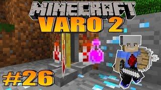 Heiltränke & frohe Weihnachten!: Minecraft VARO 2 - Folge #26 (SparkofPhoenix)
