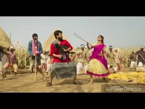 OFFICIAL VIDEO SONG Rangamma Mangamma Full Video Song-- Rangastalam Songs -- Ram Charan -- Samantha