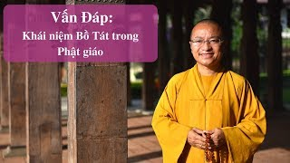 Vấn đáp: Khái niệm Bồ Tát trong Phật giáo   Thích Nhật Từ