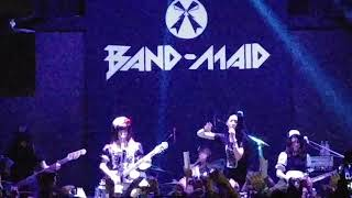 BANDMAID Mexico 3