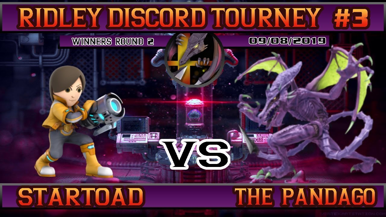 Download Ridcord WiFi Tourney #3 (WR2) - StarToad vs The Pandago [Smash Ultimate]