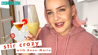 'To Be Young' Singer Anne-Marie's DIY Cocktail Is Nightmare Fuel | Stir Crazy | Cosmopolitan
