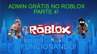 How to get ADMIN on any ROBLOX game (for free!) Part 4