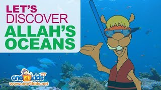Let's Discover Allah's Oceans with Kazwa - Zaky's Learning Club
