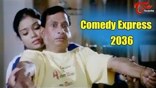 Comedy Express 2036 | B 2 B | Latest Telugu Comedy Scenes | #ComedyMovies