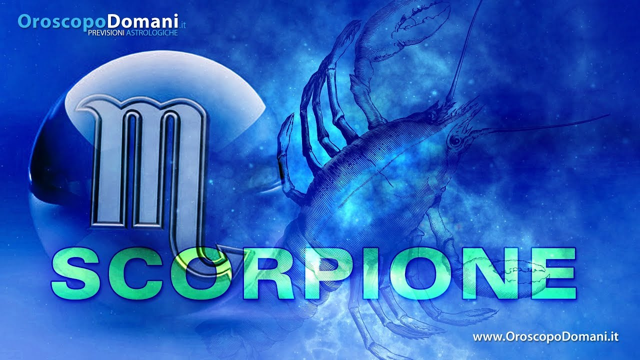 Caratteristiche Del Segno Zodiacale Scorpione Youtube