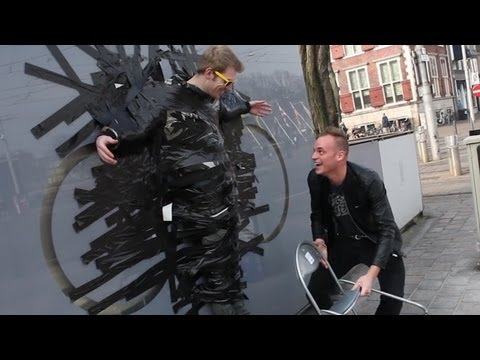 #27: Wall Taping [OPDRACHT]