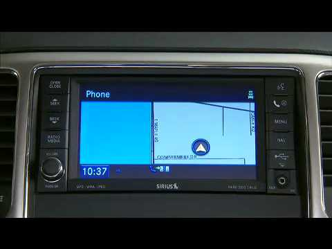 2011 Jeep Grand Cherokee >> 2011 Jeep Grand Cherokee | Uconnect™ Phone - Touch-Screen Radio - YouTube
