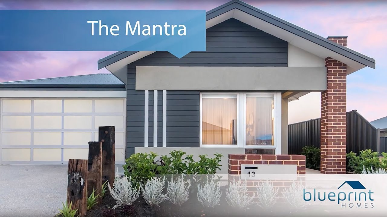 Blueprint homes the mantra display home perth youtube blueprint homes the mantra display home perth malvernweather Image collections