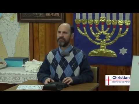 MUST WATCH! Christianity & Politics by Joseph Stephen