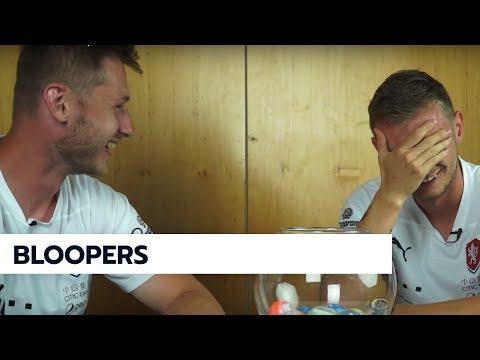 Bloopers #ceskarepre