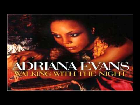 Adriana Evans ~ Suddenly (2010) Neo Soul